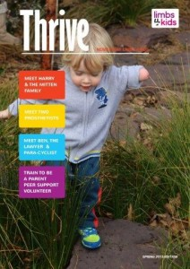 Cover Thrive Spring Edition